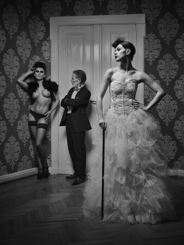 Hasselblad Masters Evoke - fine art nude wedding fashion photography