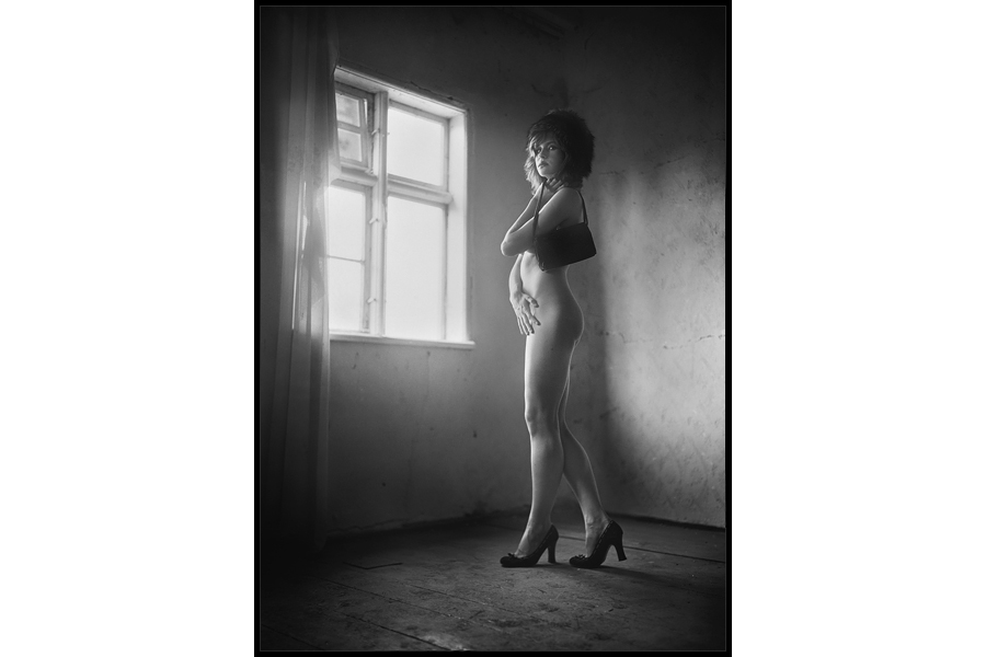 fine art, nude photography West Midlands