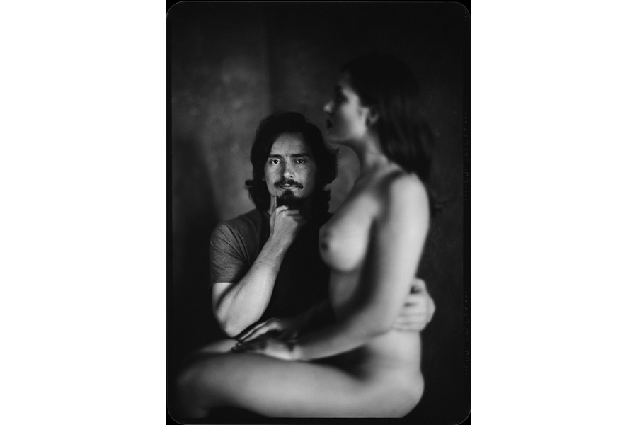 large format, nude photography Birmingham
